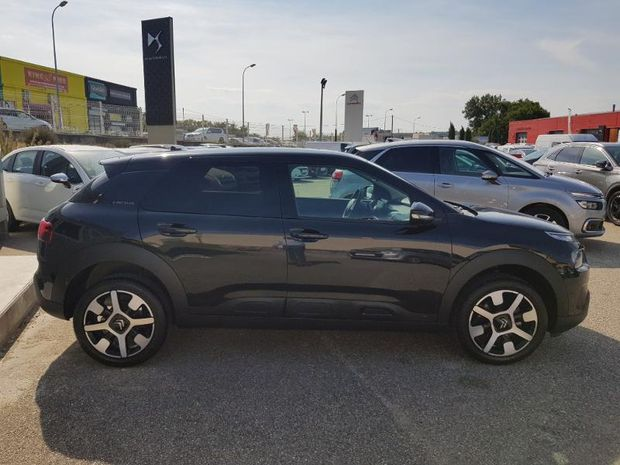 Photo miniature de la Citroën C4 Cactus PureTech 130ch S&S Shine E6.d-TEMP 2019 d'occasion
