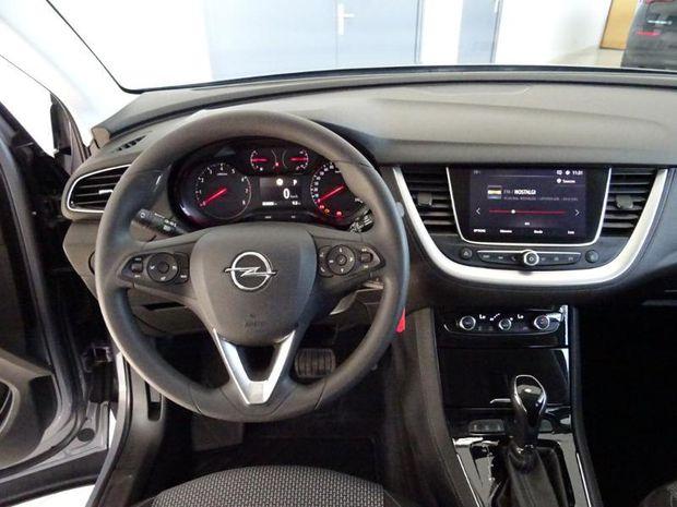 Photo miniature de la Opel Grandland X 1.2 Turbo 130ch Business Edition BVA 2018 d'occasion