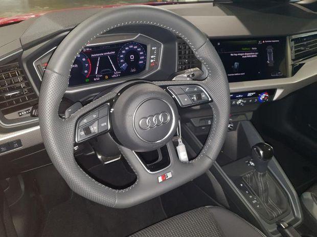Photo miniature de la Audi A1 Sportback 30 TFSI 116ch S line S tronic 7 2019 d'occasion