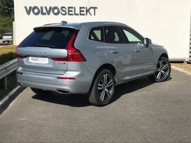 Photo miniature de la Volvo XC60 D5 AdBlue AWD 235ch Inscription Luxe Geartronic 2018 d'occasion