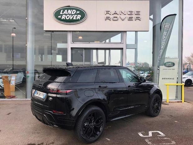 Photo miniature de la Land Rover Range Rover Evoque Evoque 2.0 P 200ch R-Dynamic SE AWD BVA 2019 d'occasion