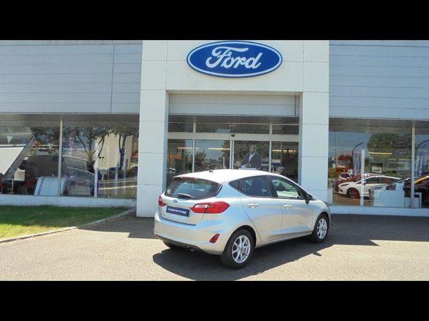 Photo miniature de la Ford Fiesta 1.0 EcoBoost 100ch Stop&Start Trend 5p 2018 d'occasion