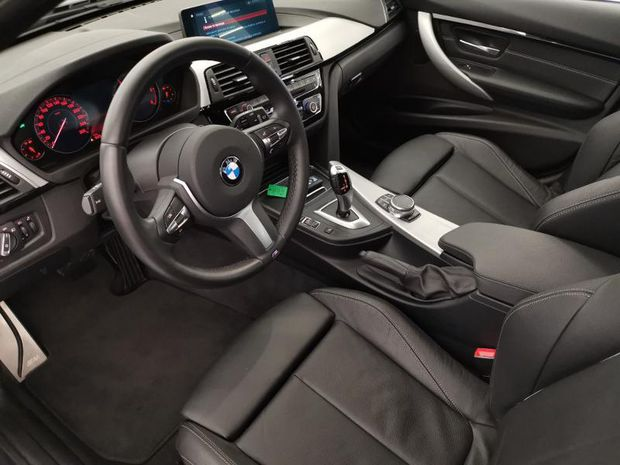 Photo miniature de la BMW Serie 3 Touring 318dA 150ch M Sport Pack M Sport Shadow Euro6d-T 2018 d'occasion