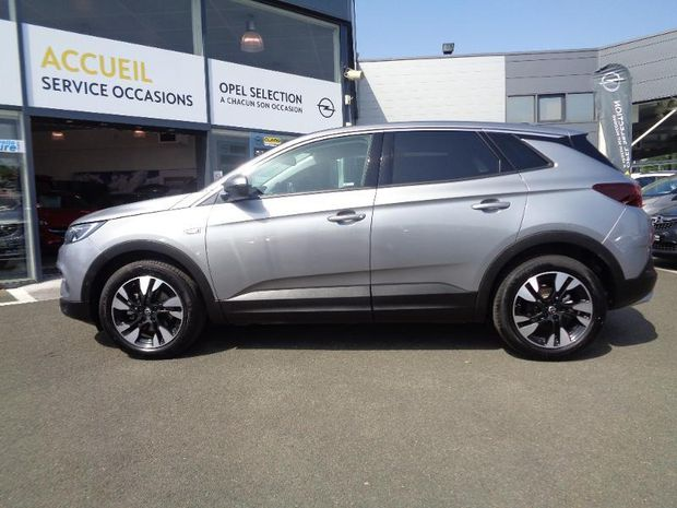 Photo miniature de la Opel Grandland X 1.2 Turbo 130ch Innovation 2018 d'occasion