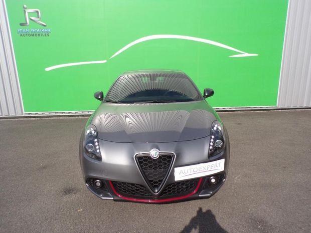 Photo miniature de la Alfa Romeo Giulietta 1.4 TB MultiAir 170ch Imola Stop&Start TCT 2018 d'occasion