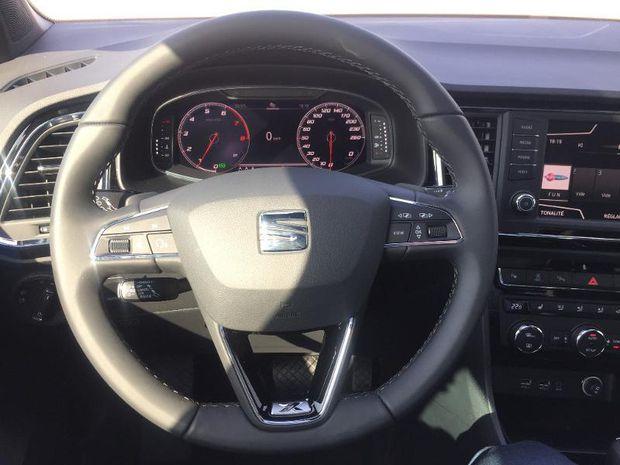 Photo miniature de la Seat Ateca 1.5 TSI 150ch ACT Start&Stop Xcellence 4Drive DSG Euro6d-T 2019 d'occasion