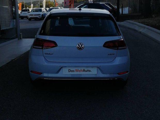 Photo miniature de la Volkswagen Golf 1.5 TSI 130 EVO BVM6 Connect 2018 d'occasion