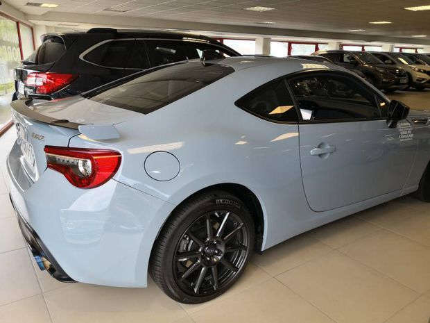 Photo miniature de la Subaru BRZ 2.0i 200ch Sport Limited BVA 2019 d'occasion