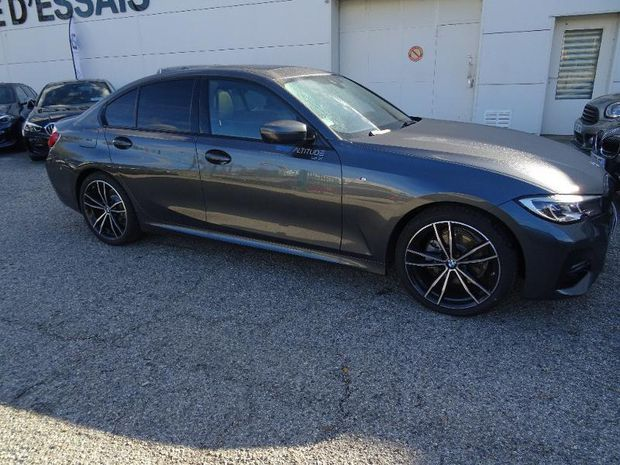 Photo miniature de la BMW Serie 3 320dA xDrive 190ch M Sport 2019 d'occasion
