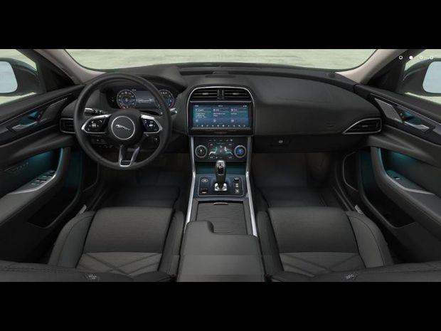Photo miniature de la Jaguar XE 2.0 D180ch HSE AWD BVA8 2019 d'occasion