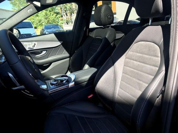 Photo miniature de la Mercedes Classe C Break 220 d 194ch AMG Line 9G-Tronic 2019 d'occasion