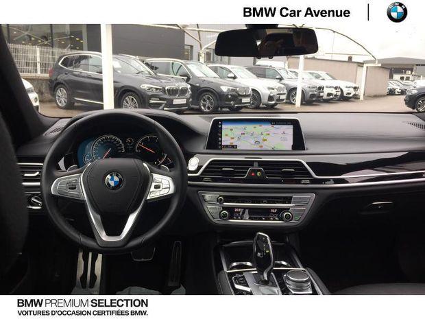 Photo miniature de la BMW Serie 7 730dA xDrive 265ch M Sport 2017 d'occasion