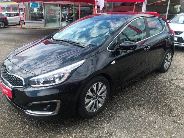 Photo miniature de la Kia Cee'd 1.0 T-GDi 120ch ISG Active 2018 d'occasion