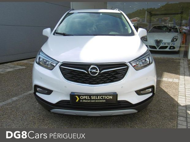 Photo miniature de la Opel Mokka X 1.6 D 136ch Innovation 4x2 BVA 2018 d'occasion
