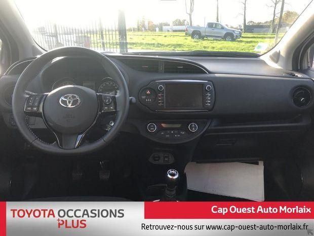 Photo miniature de la Toyota Yaris 110 VVT-i Dynamic 5p 2018 d'occasion
