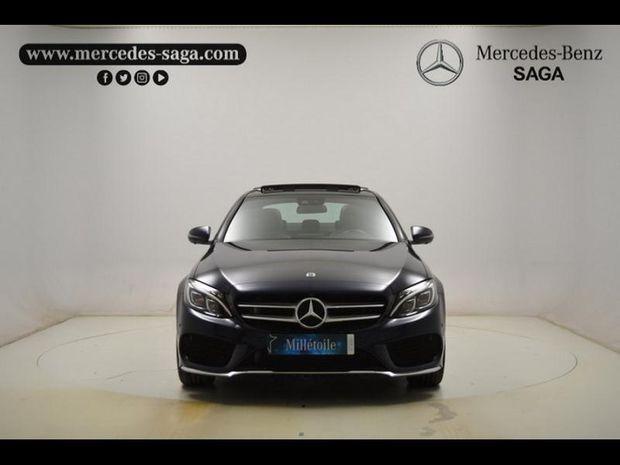 Photo miniature de la Mercedes Classe C 250 Sportline 9G-Tronic 2018 d'occasion