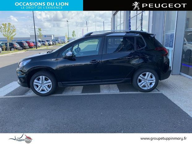Photo miniature de la Peugeot 2008 1.2 PureTech 82ch E6.c Style S&S 2019 d'occasion