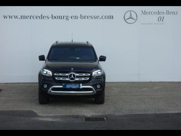 Photo miniature de la Mercedes Classe X 350d 258ch Power 4Matic BVA7 2019 d'occasion