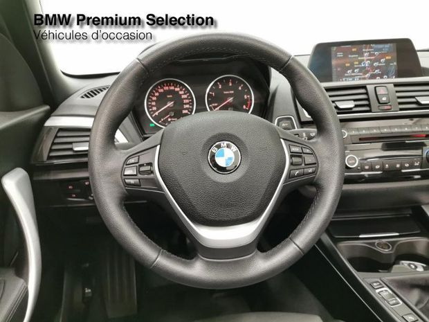 Photo miniature de la BMW Serie 2 Cabriolet 218d 150ch Luxury 2016 d'occasion