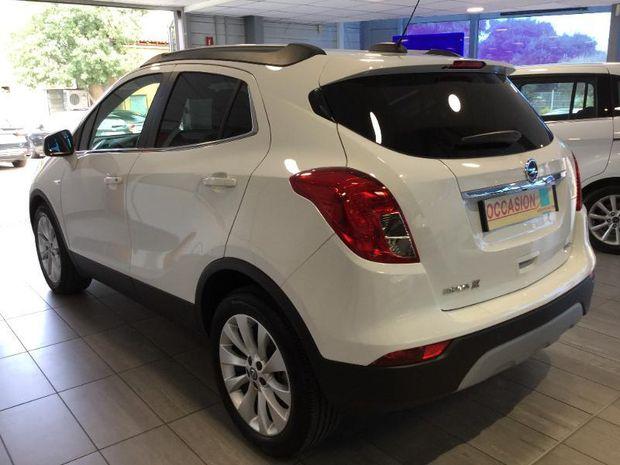 Photo miniature de la Opel Mokka X 1.4 Turbo 140ch Innovation 4x2 2018 d'occasion
