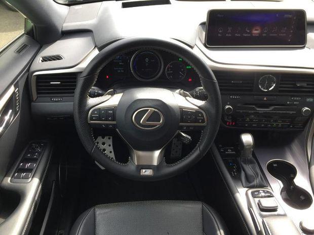 Photo miniature de la Lexus RX 450h 4WD F SPORT Euro6d-T 2019 d'occasion