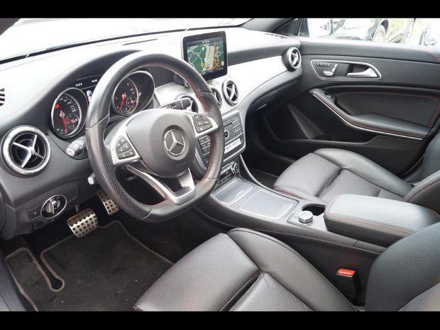 Photo miniature de la Mercedes CLA 220 d Fascination 7G-DCT 2017 d'occasion