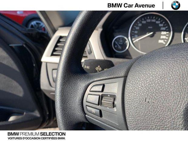 Photo miniature de la BMW Serie 3 Touring 316dA 116ch Lounge 2016 d'occasion