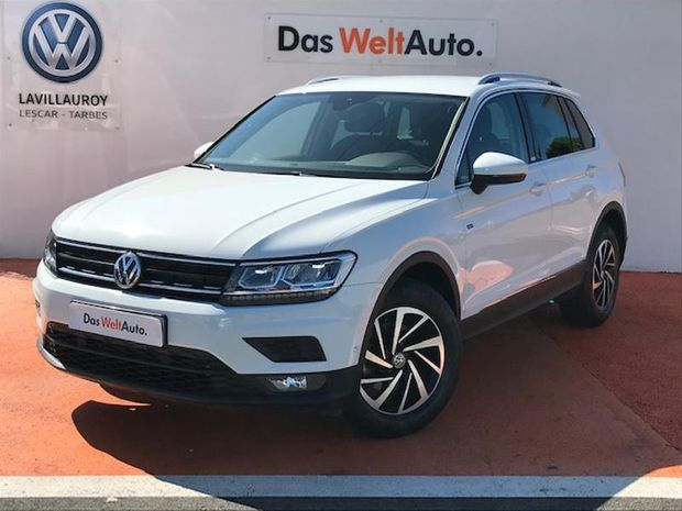 Photo miniature de la Volkswagen Tiguan 2.0 TDI 150ch Connect 2018 d'occasion