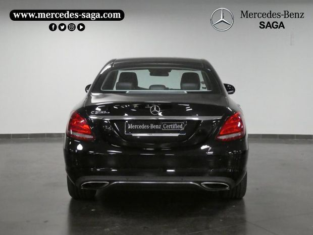 Photo miniature de la Mercedes Classe C 350 e Fascination 7G-Tronic Plus 2016 d'occasion