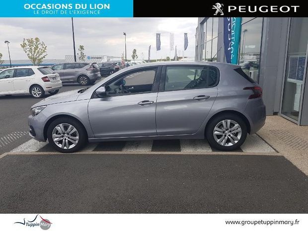 Photo miniature de la Peugeot 308 1.5 BlueHDi 130ch S&S Active Business 2019 d'occasion