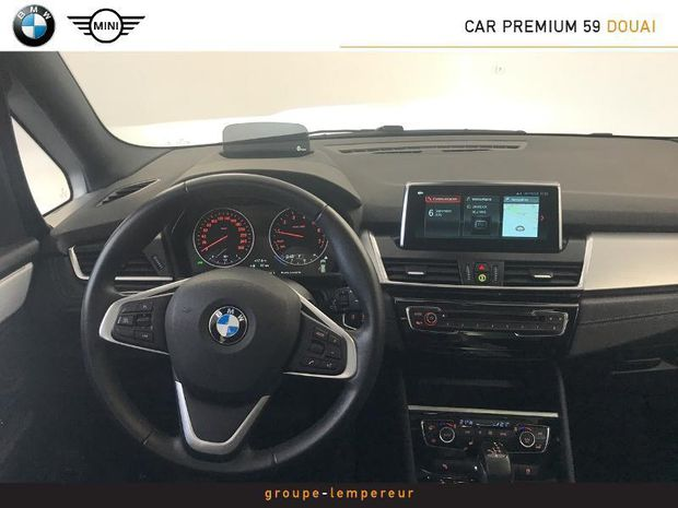 Photo miniature de la BMW Serie 2 Gran Tourer 218iA 136ch Luxury 2018 d'occasion