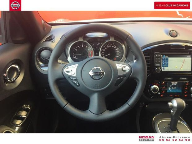 Photo miniature de la Nissan Juke 1.6L 117ch N-Connecta Xtronic 2018 2019 d'occasion