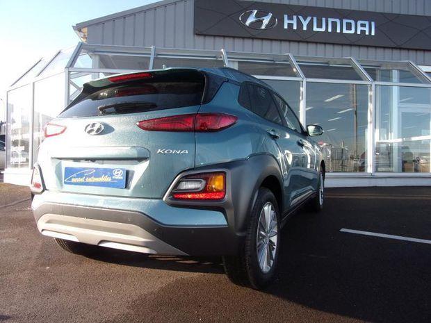 Photo miniature de la Hyundai Kona 1.0 T-GDi 120ch FAP Creative 2019 d'occasion