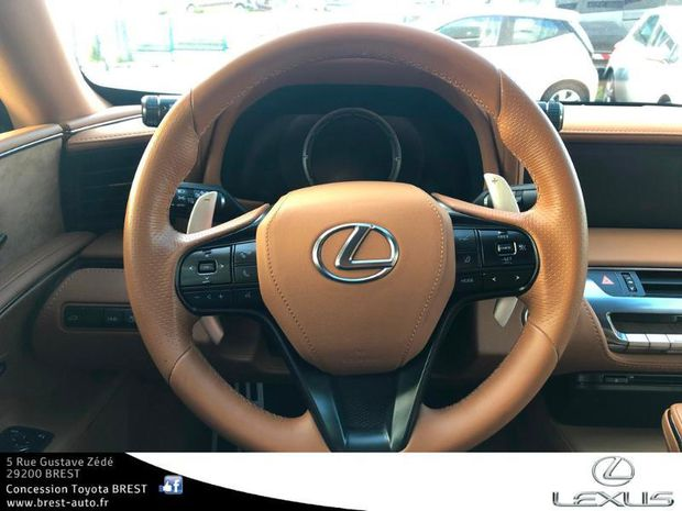 Photo miniature de la Lexus LC 500h 359ch Executive Multi-Stage Hybrid 2018 d'occasion