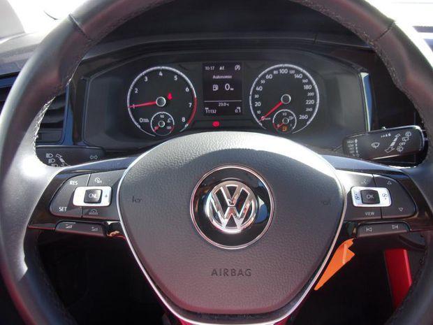Photo miniature de la Volkswagen Polo 1.0 TSI 95ch Connect Euro6d-T 2019 d'occasion