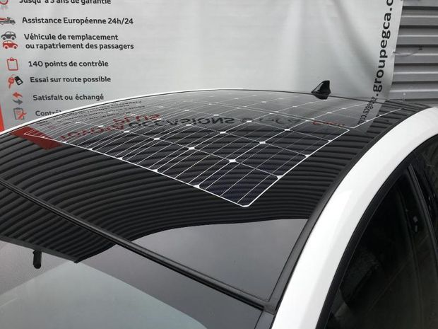 Photo miniature de la Toyota Prius Rechargeable 122h Solar 2018 d'occasion