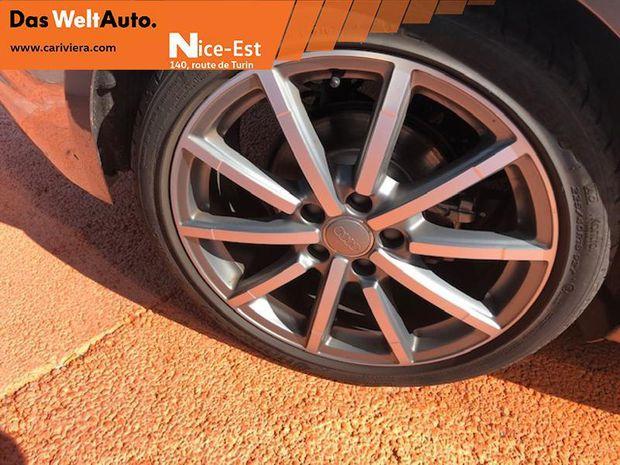 Photo miniature de la Audi A3 Sportback 1.4 TFSI CoD 150ch Design luxe 2016 d'occasion
