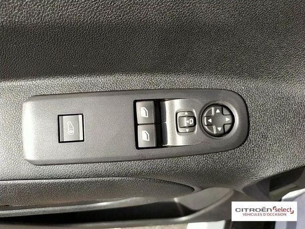 Photo miniature de la Citroën Berlingo Van M 650kg BlueHDi 100 S&S Driver 2018 d'occasion