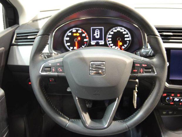 Photo miniature de la Seat Ibiza 1.0 EcoTSI 95 ch S/S BVM5 Style 2018 d'occasion