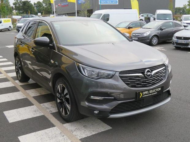 Photo miniature de la Opel Grandland X 1.2 Turbo 130ch ECOTEC Innovation 2018 d'occasion