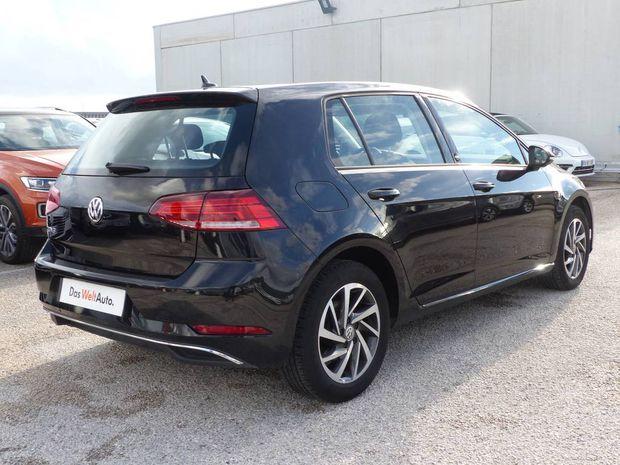 Photo miniature de la Volkswagen Golf 1.0 TSI 110 Sound 2018 d'occasion