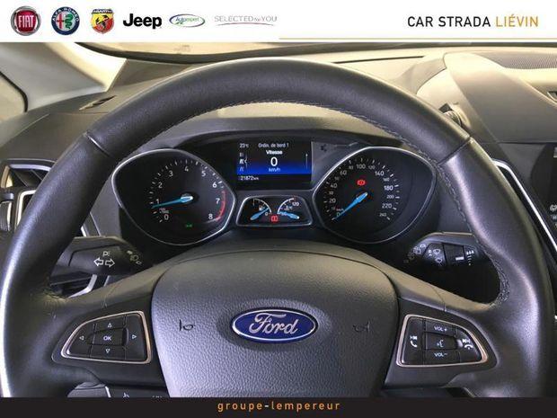 Photo miniature de la Ford C-MAX 1.0 EcoBoost 125ch Stop&Start Titanium 2016 d'occasion