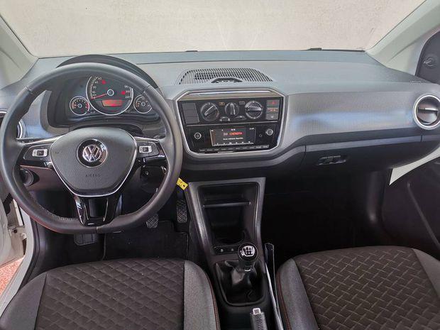 Photo miniature de la Volkswagen Up 1.0 75 Up! Connect 2018 d'occasion