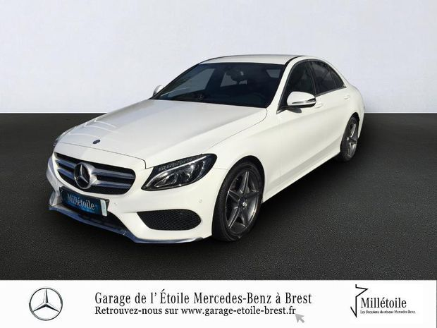 Photo miniature de la Mercedes Classe C 200 d 1.6 Sportline 7G-Tronic Plus 2016 d'occasion