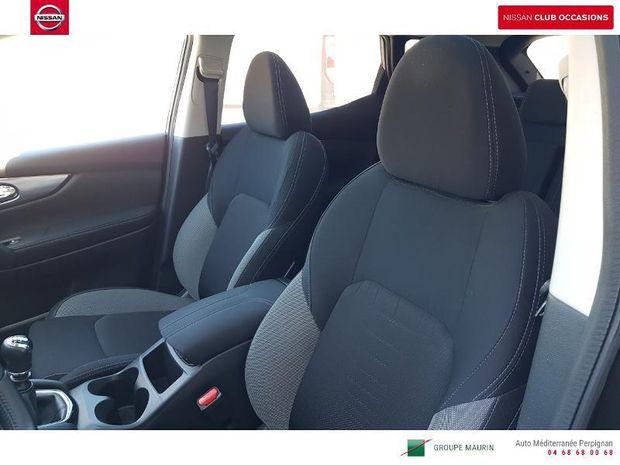 Photo miniature de la Nissan Qashqai 1.5 dCi 110ch N-Connecta 2018 d'occasion