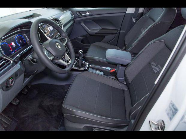 Photo miniature de la Volkswagen T-cross 1.0 TSI 115ch First Edition 2019 d'occasion