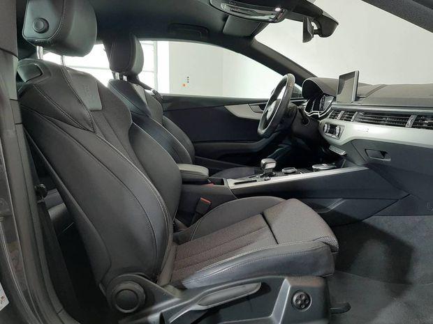 Photo miniature de la Audi A5 2.0 TFSI 252 S tronic 7 Quattro S Line 2017 d'occasion