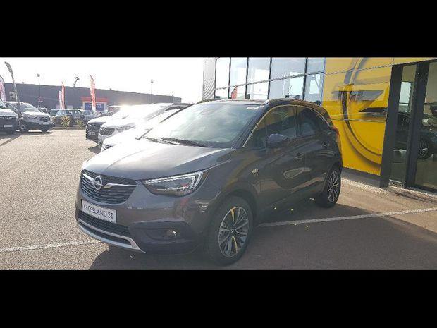 Photo miniature de la Opel Crossland X DESIGN 120ANS 1.2 T 110ch BVM6 MY19.5 (2019A) 2019 d'occasion