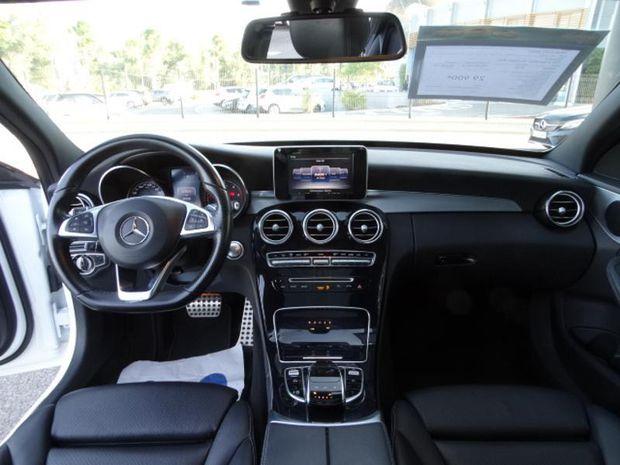 Photo miniature de la Mercedes Classe C 220 d Sportline 7G-Tronic Plus 2016 d'occasion