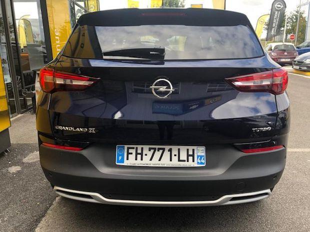 Photo miniature de la Opel Grandland X 1.2 Turbo 130ch Innovation 2019 d'occasion